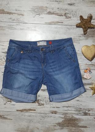 Шорты джинсовые легкие