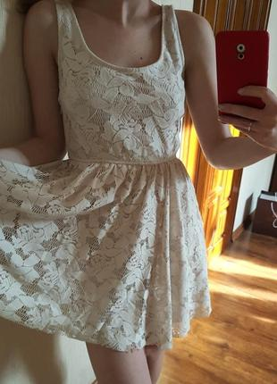 Літня сукня zara