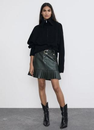 Дуже стильна юбка zara