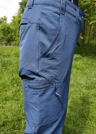 Трекінгові еластичні штани mammut