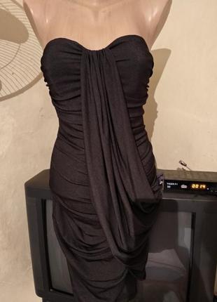 Шикарное вечернее платье италия