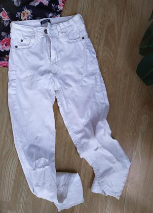 Очень коутые и стильные штаны от bershka с завышенной талией🌼
