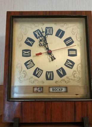 Часы *янтарь*