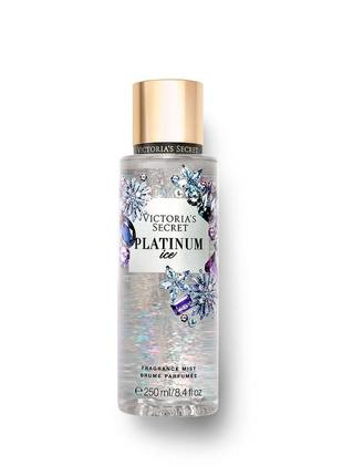 Спрей для тела victoria's secret platinum ice 12968