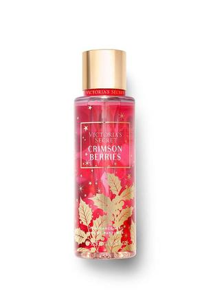 Спрей для тела victoria's secret crimson berries  12973