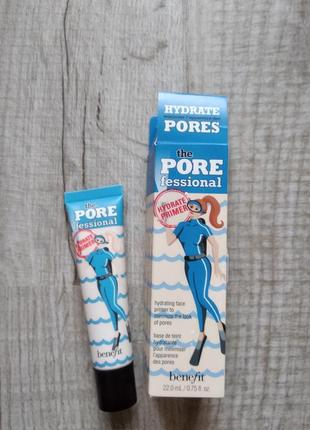 Праймер для лица benefit the porefessional: hydrate primer