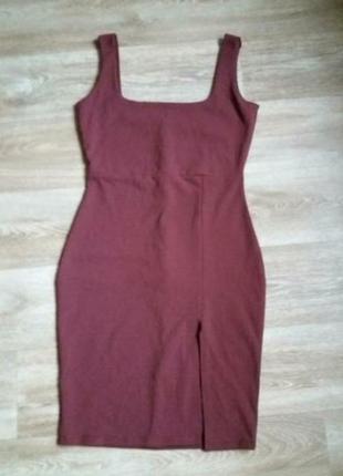 Платье-сарафан missguided