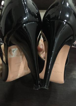 Туфли fornarina5