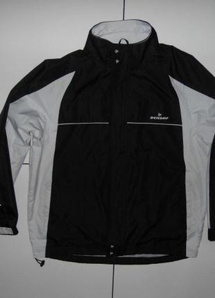 Спортивная куртка-ветровка - dunlop - l - golf