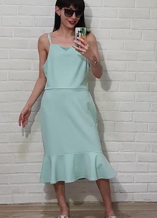 Красивое, стильное платье