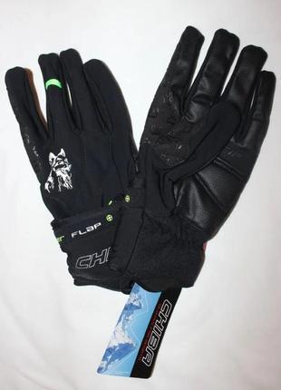 Велосипедные перчатки chiba (l)