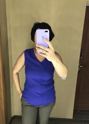 Красивая блуза майка вискоза