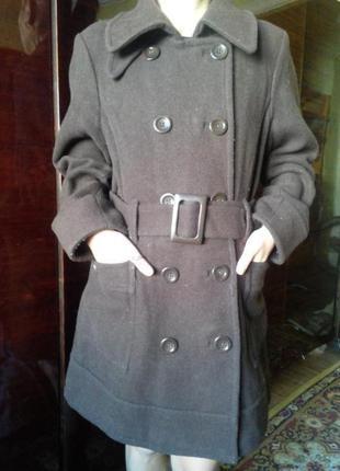 Базовое пальто h&m