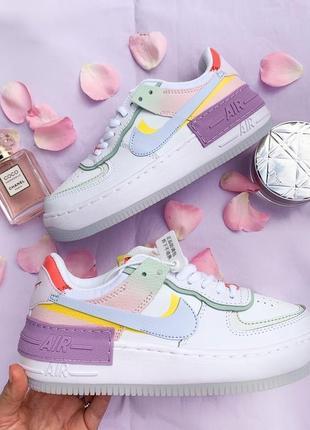 Новинка женские кроссовки. кеды nike air force цена низкая