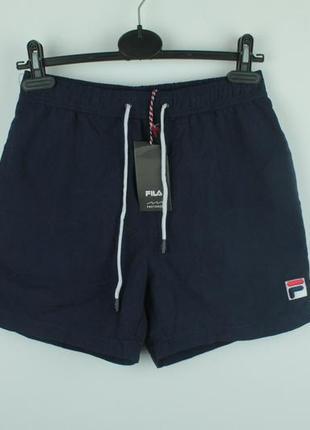 Оригинальные купальные шорты fila lcn logo swim short