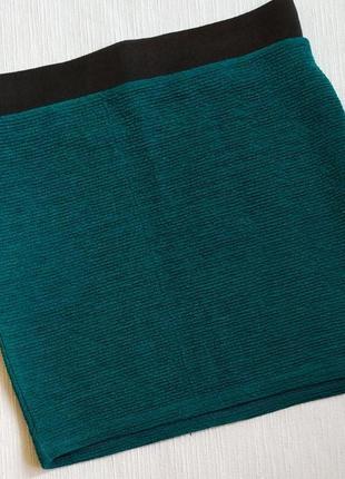 Стильна юбка, розмір 10