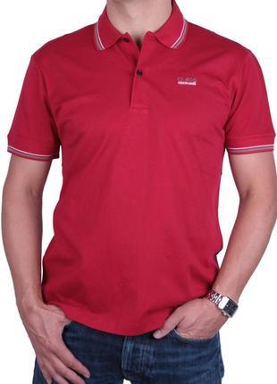 Мужская футболка тениска поло roberto cavalli м оригинал с голограммами
