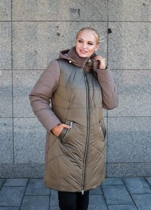 Зимнее пальто waukeen «рига»