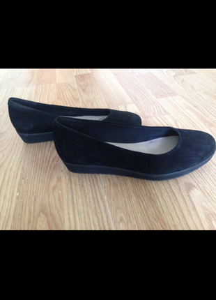 Новые балетки ( туфли) clarks