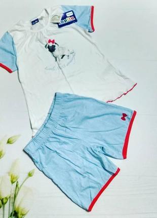 Літня піжамка фірми lupilu.