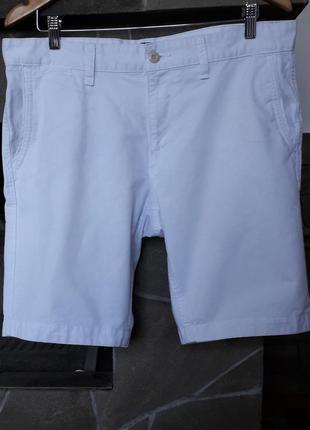 Фирменные шорты. 50-52р(36w).италия. 100%коттон