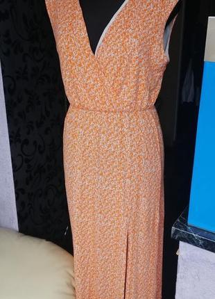 Классный летний сарафан (платье в пол)
