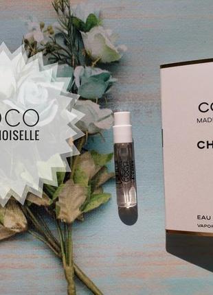 Пробник chanel coco mademoiselle