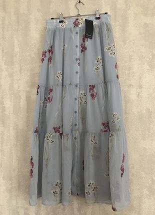 Красивая макси юбка резервд польша