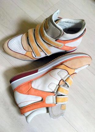 Geox модные кеды, сникерсы, кроссовки