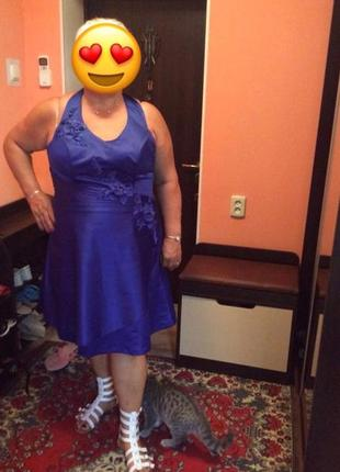 Платье . испания