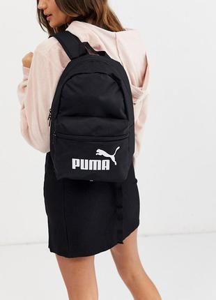 Рюкзак puma phase backpack 07548701