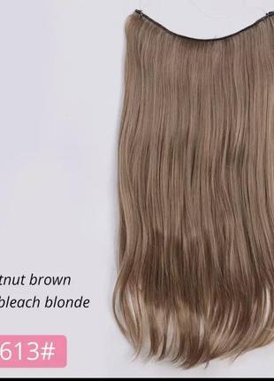 Волосы на леске
