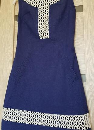 Летнее льняное платье / сарафан 🤩!!! 100% лён 🥰