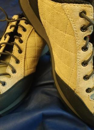 Ботинки треккинговые key land