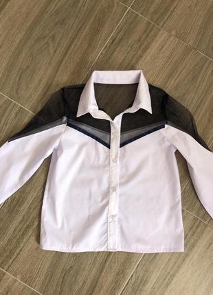Рубашка подросток 140 р