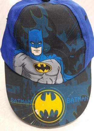 Кепка бейсболка дитяча '  batman