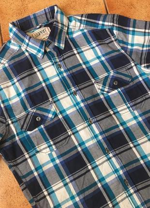 Рубашка бренда esprit размер s