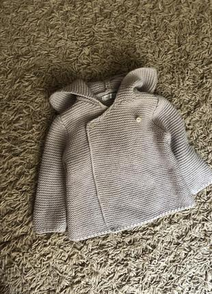 Курточка,светрик 9-12 міс
