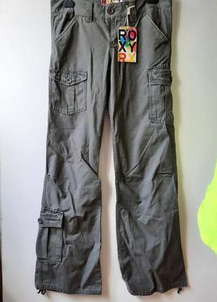 Новые карго милитари брюки