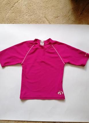Детская футболка для занятий спортом