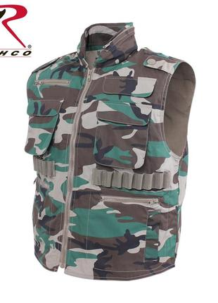 Жилеты rothco ranger vest.