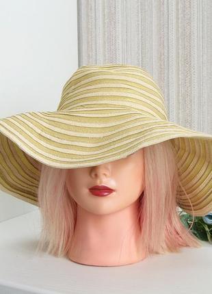 Шикарная шляпа, панама