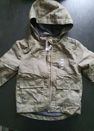 Куртка дощовик primark