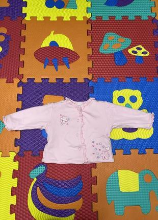 Котонова курточка baby mac