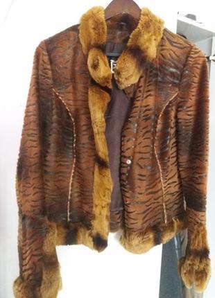 Шиншила и пони, курточка