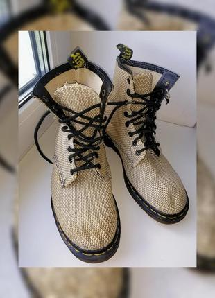 Dr martens ботинки