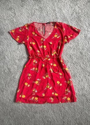 Платье, сарафан, летнее вискоза