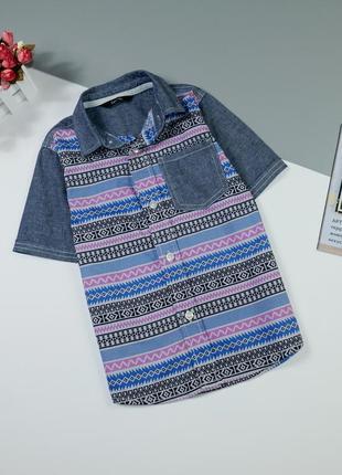Рубашка на 3-4 года/98-104 см