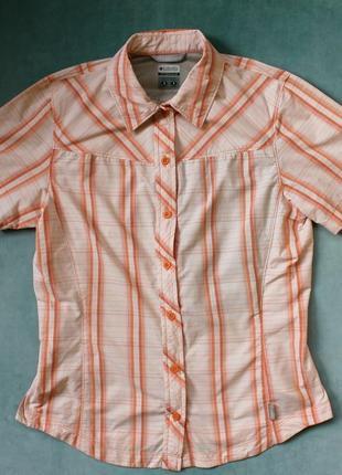 Columbia® omnidry рубашка трекинговая