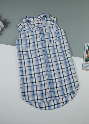 Рубашка h&m на 12-13 лет/158-164 см